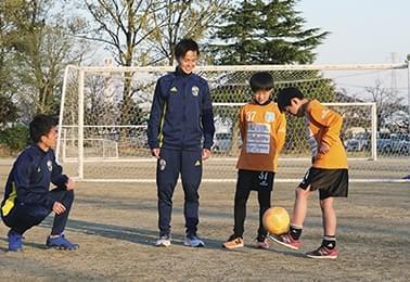 保健体育の知識・技能を備えた地域スポーツ指導者の養成